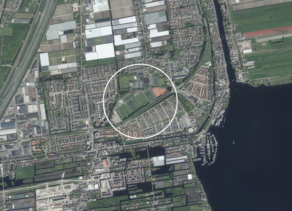 Roelofarendsveen, Sportpad